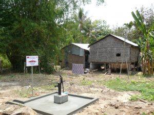 waterpomp na donatie goed doel | Bergcorss Altis
